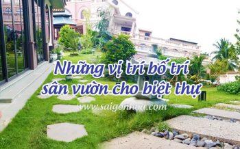 Vi Tri Bo Tri San Vuon