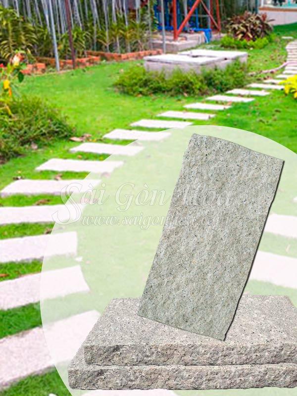 Các Loại Đá Bước Dặm Cho Sân Vườn Biệt Thự