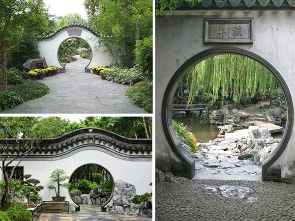 Các Phong Cách Sân Vườn Điển Hình Trên Thế Giới