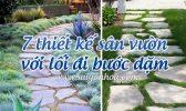 Thiet Ke San Vuon Loi Di Buoc Dam